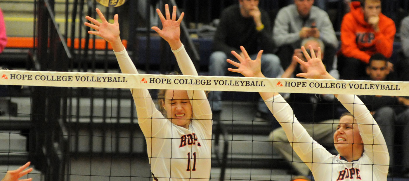 hope college volleyball
