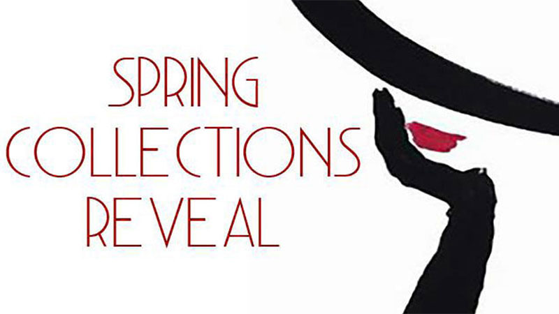 "Weeklong ""Spring Collections Reveal"" to Blend Fashion and Art"