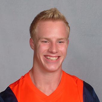 Blair McCormick Chosen MIAA Men's Soccer Defensive Player ...