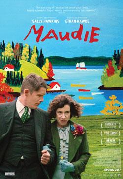 Maudi poster