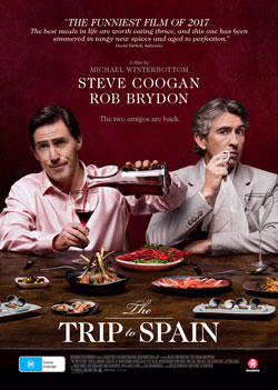 Trip to Spain poster
