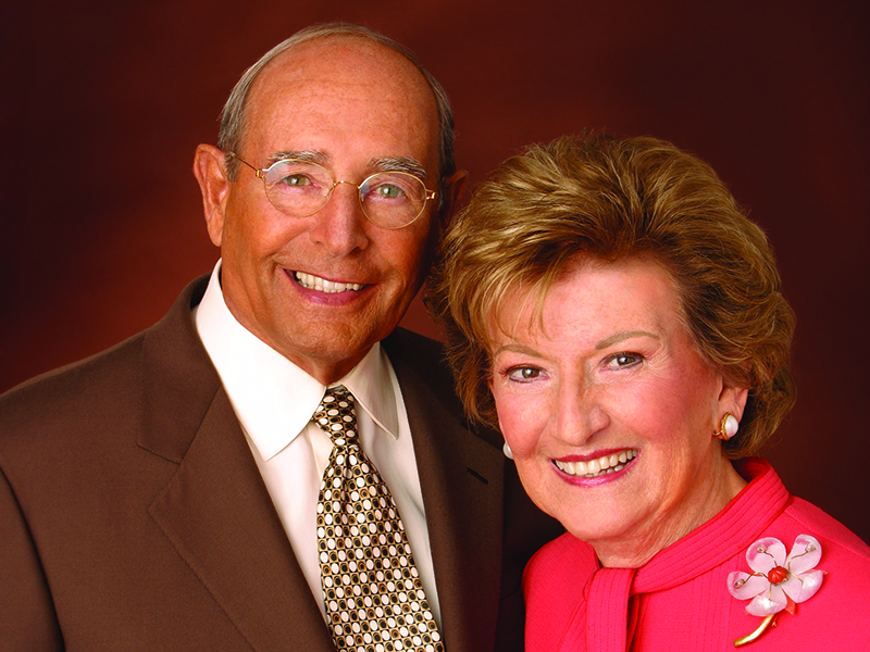 Richard and Helen DeVos