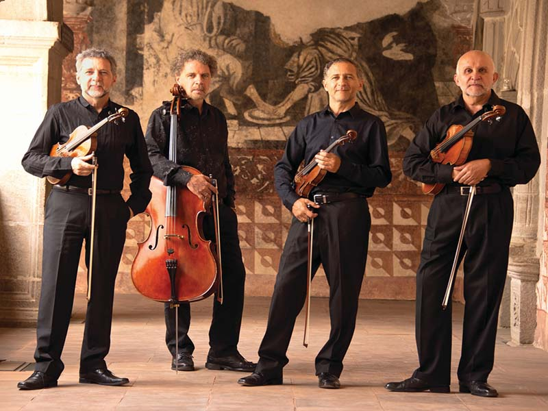 Hope to Feature Cuarteto Latinoamericano with Guitarist Jiji on Oct. 17