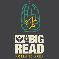 Big Read Holland logo