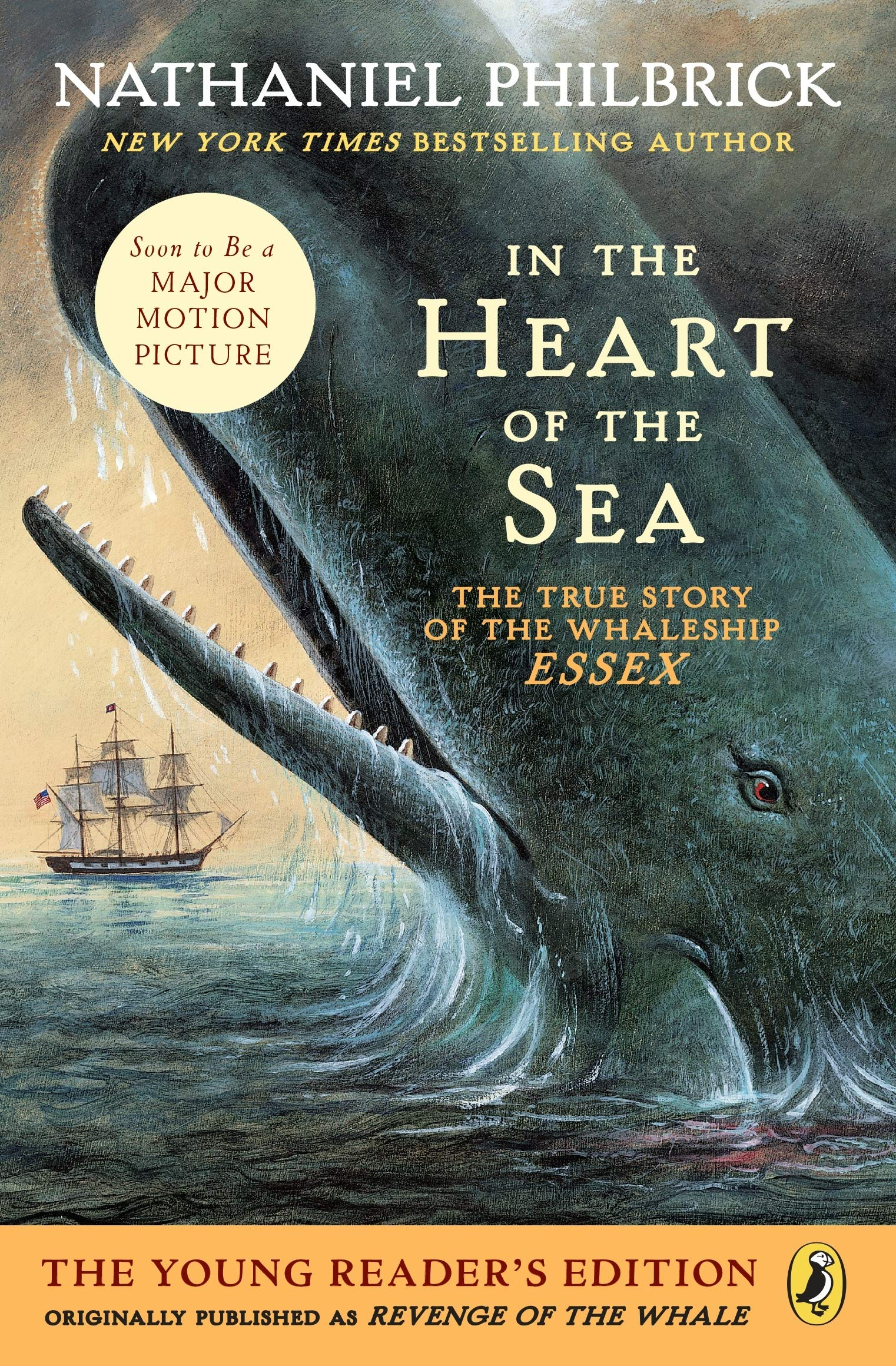 Portrait of In the Heart of the Sea (Young Reader's Edition)