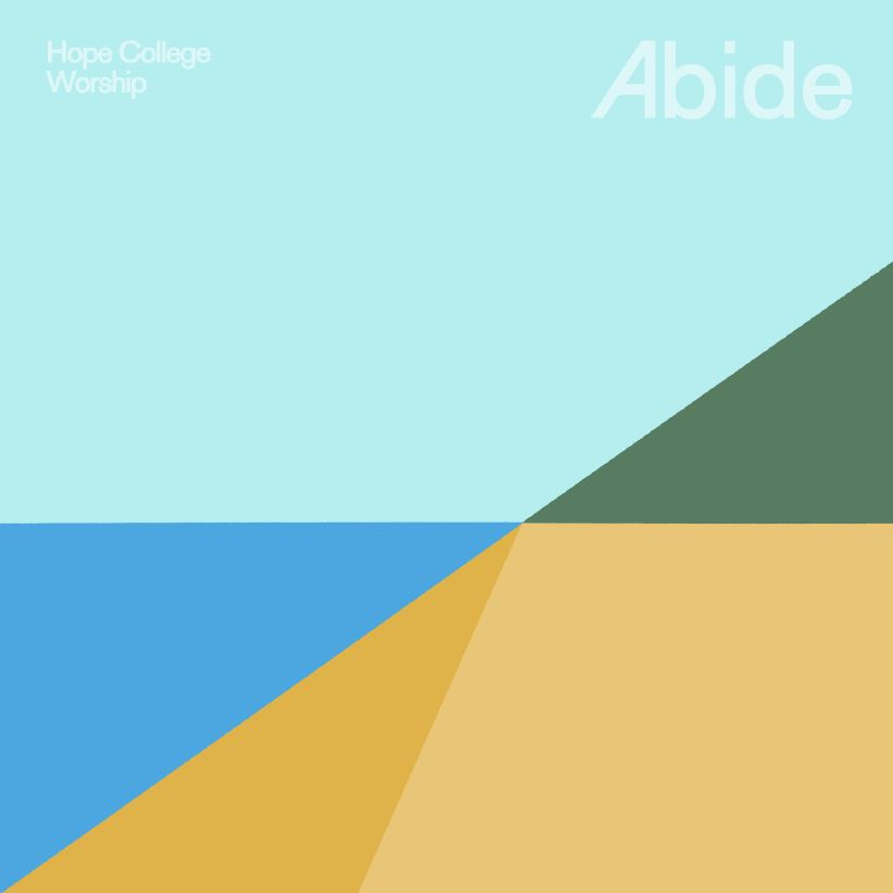 Abide album cover