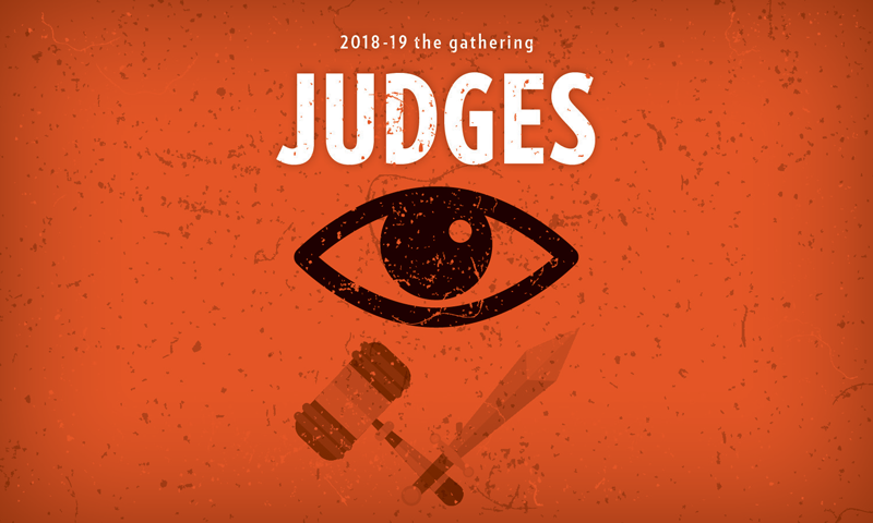 The Gathering series: Judges