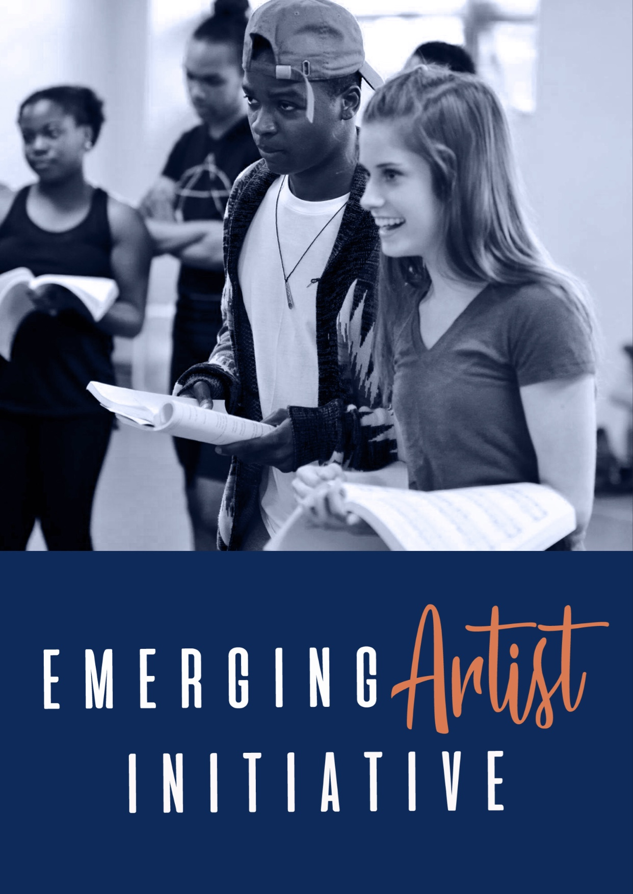 HSRT has a new program, the Emerging Artist Initiative