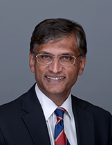 Portrait of Dr. Gerald J. Pillay