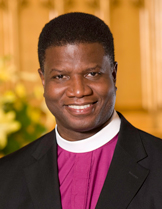 Portrait of Rt Reverend Eugene Sutton