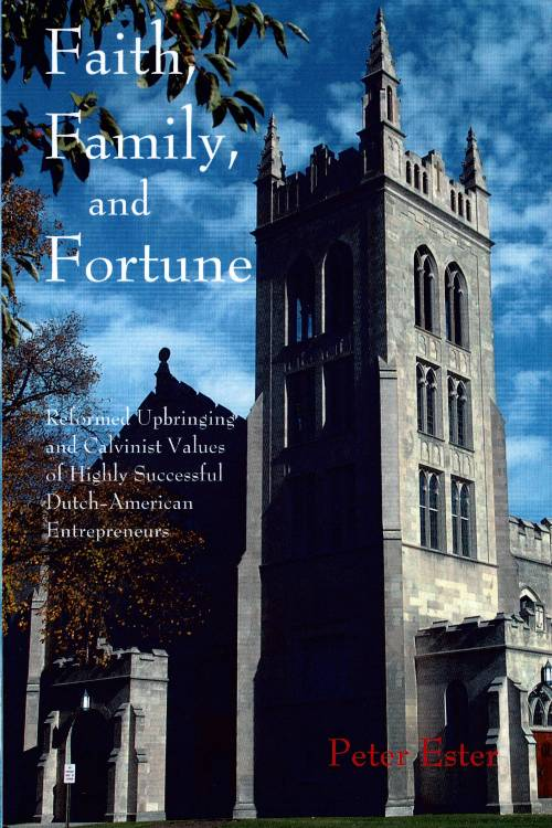 Faith, Family, and Fortune cover