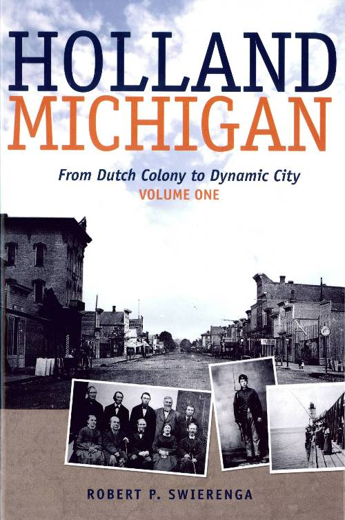 Holland, Michigan volume 1 cover